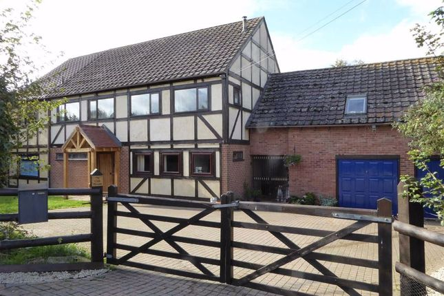 Thumbnail Detached house for sale in The Old Gated Road, Chesterton, Leamington Spa, Warwickshire