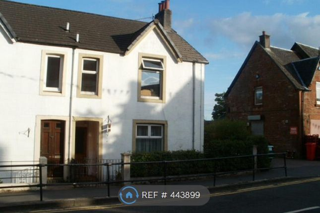 Thumbnail Semi-detached house to rent in Stirling Road, Glasgow