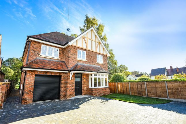 Thumbnail Detached house for sale in Grant Road, Crowthorne, Berkshire