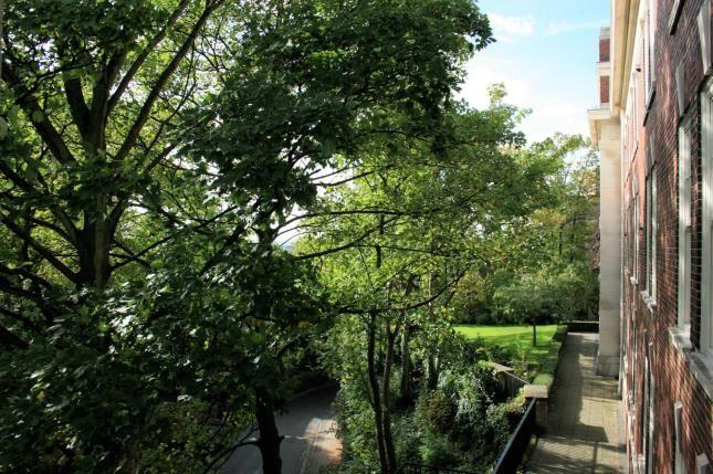 Garden of Royal Standard House, Standard Hill, Nottingham, Nottinghamshire NG1
