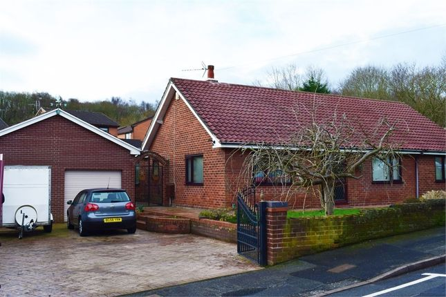 Thumbnail Detached house for sale in St Albans Road, Tanyfron, Wrexham