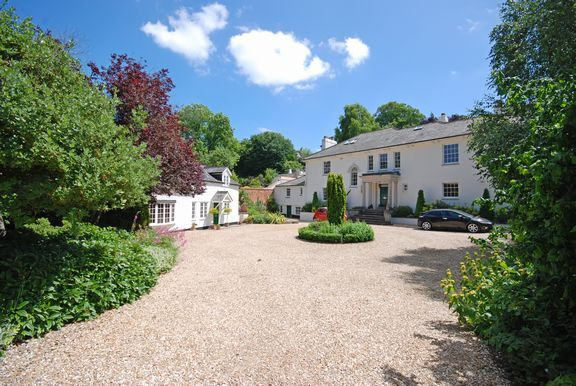 Thumbnail Detached house for sale in Higher Way, Harpford, Sidmouth