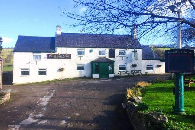 Thumbnail Pub/bar for sale in St Asaph LL17, UK