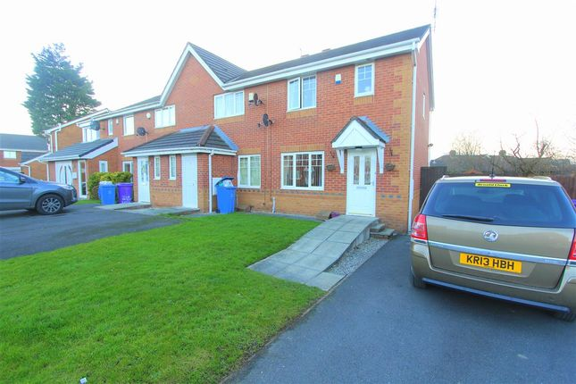 3 bed semi-detached house for sale in Woodhurst Crescent, Dovecot, Liverpool