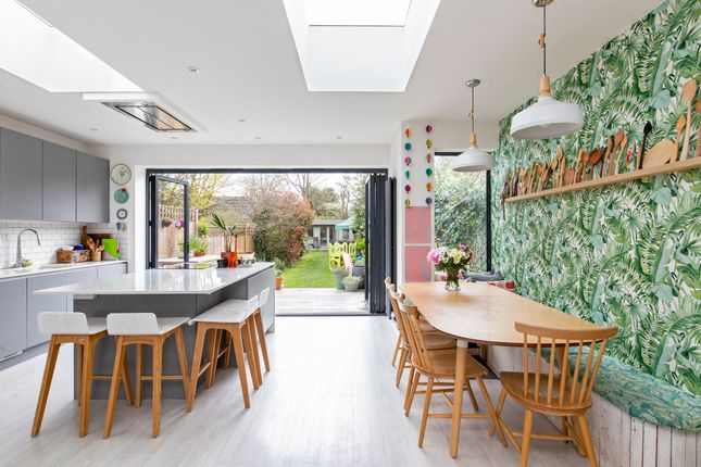 4 bed terraced house for sale in Park Road, London E12 - Zoopla