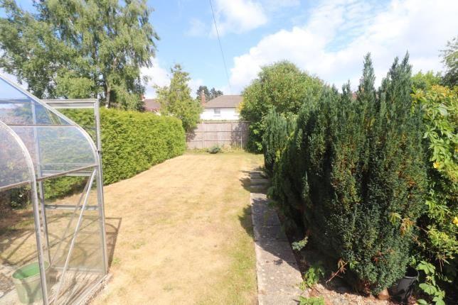 Rear Gardens of Heath Road, Caterham, Surrey CR3
