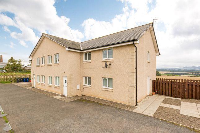 Thumbnail Flat for sale in Stobhill Road, Gorebridge, Midlothian