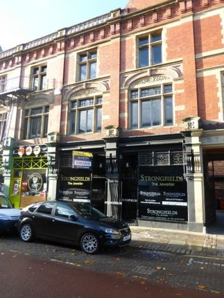 Thumbnail Retail premises for sale in Market Street, Preston