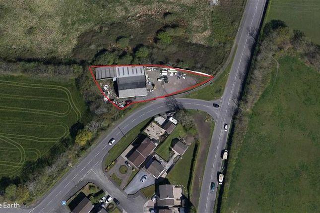 Thumbnail Land for sale in Pontarddulais Road, Gorseinon, Swansea