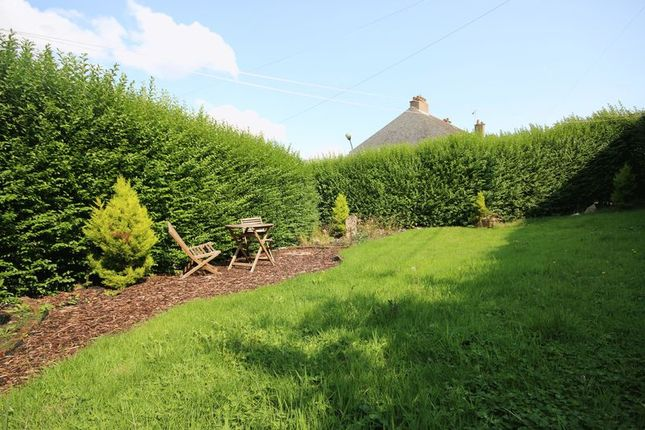 Garden of Stewart Avenue, Bo'ness EH51