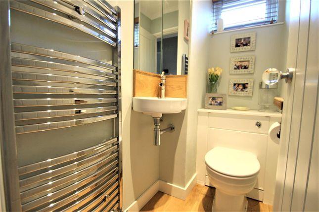 Cloakroom of Rowfield, Edenbridge TN8