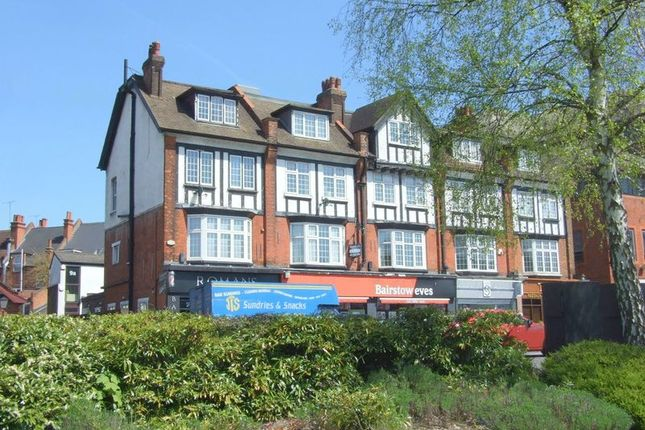 Thumbnail 1 bed flat to rent in Purley Road, Purley