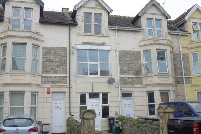 Thumbnail Property to rent in Ashcombe Road, Weston Super Mare