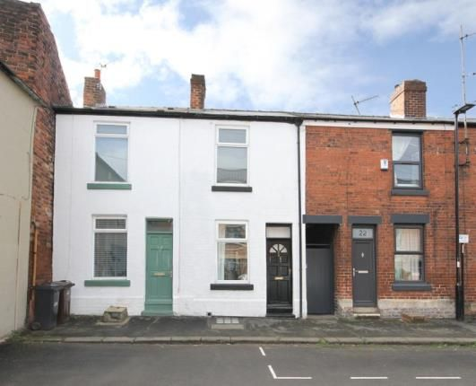 Thumbnail Terraced house for sale in Gordon Road, Sheffield, South Yorkshire
