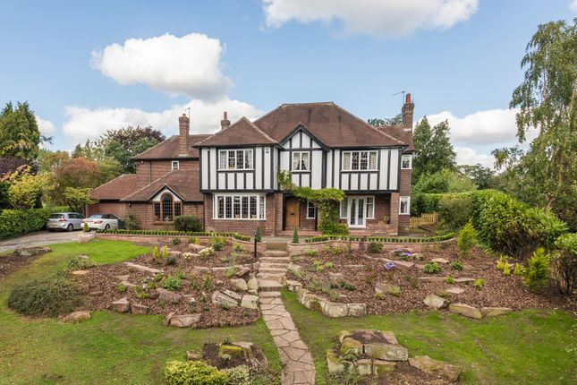 Thumbnail Detached house for sale in Brook Lane, Alderley Edge
