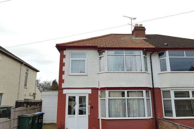 Semi-detached house in  Dovedale Avenue  Longford  Coventry  Birmingham