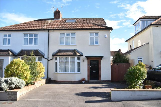 Thumbnail Semi-detached house for sale in Rysdale Road, Westbury-On-Trym, Bristol