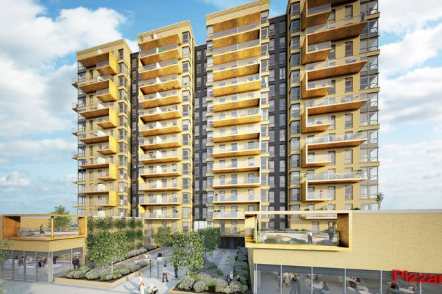 Thumbnail Flat for sale in Olympic Way, London