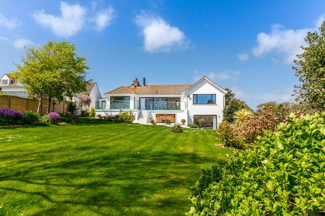 Thumbnail Bungalow for sale in Val Au Bourg, St. Martin, Guernsey