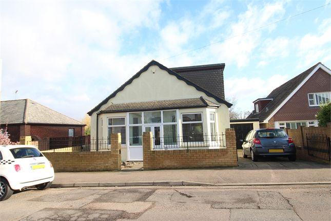 Thumbnail Detached bungalow for sale in Salisbury Avenue, Rainham, Kent.