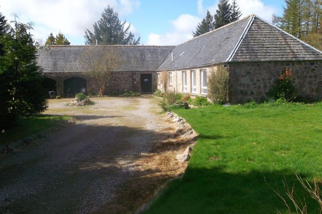 Thumbnail Country house for sale in Wester Galcantray, Cawdor, Nairn