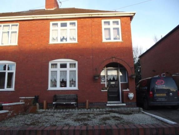 Thumbnail Semi-detached house for sale in New Street, Baddesley Ensor, Atherstone, Warwickshire
