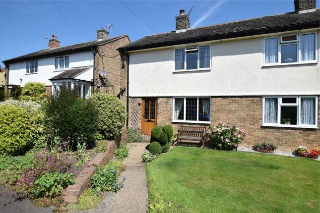 Thumbnail Semi-detached house for sale in School Lane, Brackenfield, Alfreton, Derbyshire