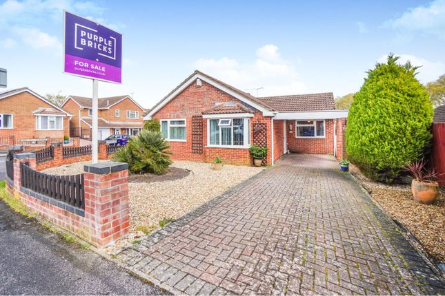 Thumbnail Detached bungalow for sale in Arun Road, West End, Southampton