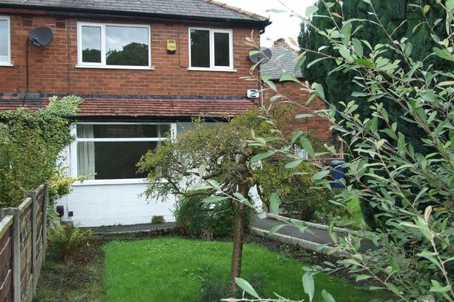 Thumbnail Semi-detached house to rent in Windermere Drive, Bury