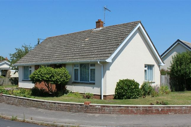 Thumbnail Detached bungalow for sale in High Street Close, Wool, Wareham