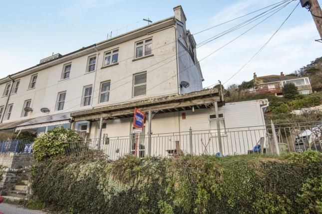 Thumbnail Maisonette for sale in Downderry, Torpoint, Cornwall