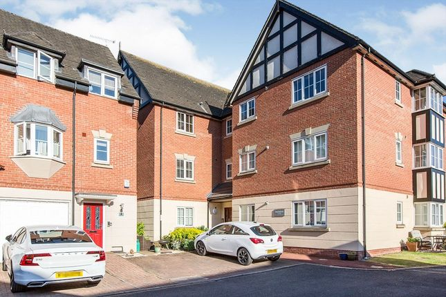 Thumbnail Flat to rent in Marine Approach, Northwich