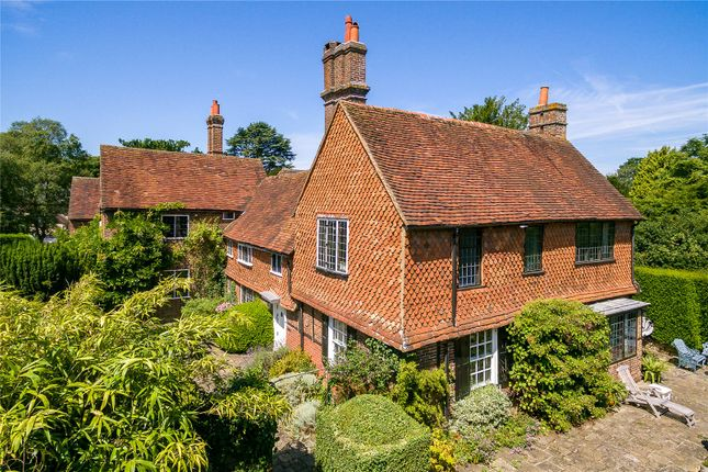 Thumbnail Detached house for sale in Church Lane, Cranleigh, Surrey