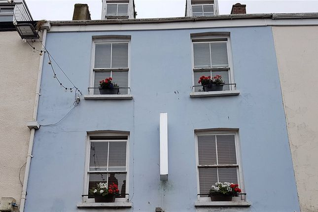 Thumbnail Detached house for sale in The Lanes, High Street, Ilfracombe