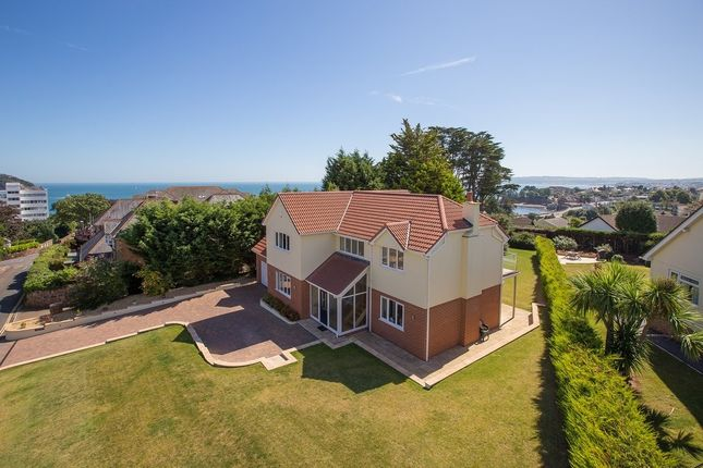 Thumbnail Detached house for sale in Seaway Lane, Torquay