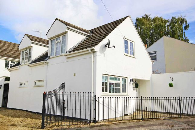 3 bed semi-detached house to rent in Tryes Mews, Tryes Road, Leckhampton, Cheltenham GL50