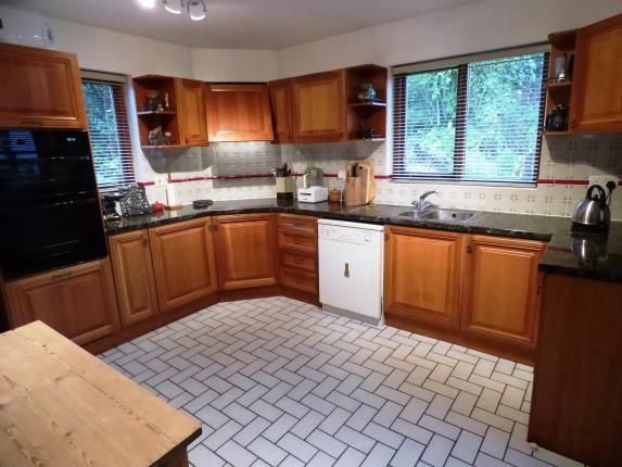 Kitchen of Clayholes Road, Kettleshulme, High Peak, Cheshire SK23