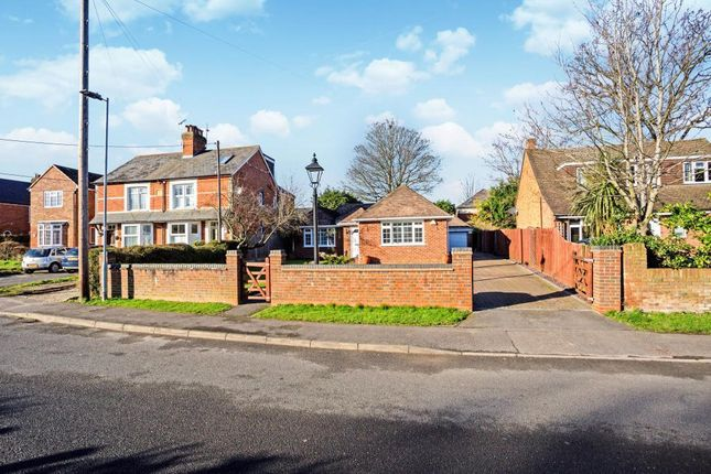 Thumbnail Bungalow for sale in King Edwards Road, Ascot