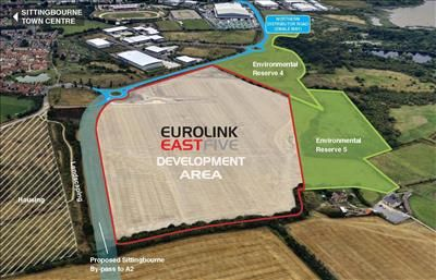 Thumbnail Commercial property for sale in Eurolink East Five, Swale Way, Sittingbourne, Kent