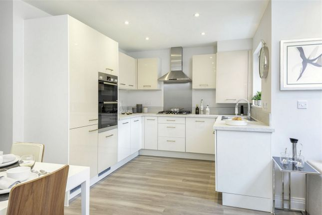 Thumbnail Terraced house for sale in Portesbery Square, Camberley, Surrey