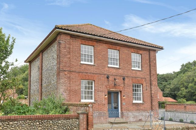 Thumbnail Detached house for sale in The Street, Hindolveston, Dereham