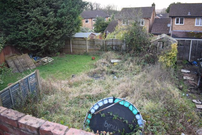 Garden To Be Tidied