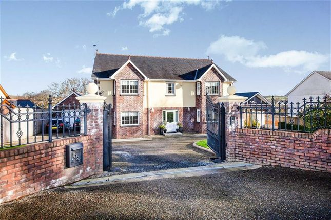 Thumbnail Detached house for sale in St. Clears, Carmarthen