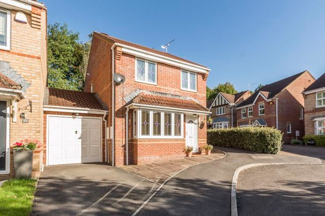 Thumbnail Detached house for sale in Priory Way, Langstone, Newport Ref#00010557
