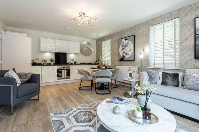 "Thumbnail Flat for sale in ""Plot 42"" at Merriam Close, London"