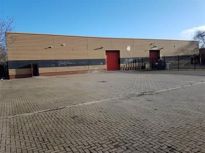 Thumbnail Light industrial to let in Unit B, Phase 2, Boulevard, Hull