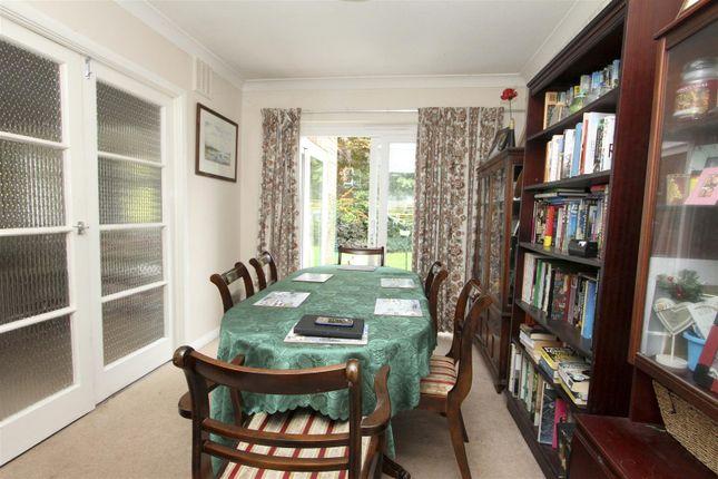 Dining Room of The Mallows, Ickenham, Uxbridge UB10