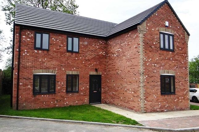 Thumbnail Detached house for sale in Church Road, Stanfree, Chesterfield