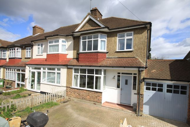 Thumbnail End terrace house for sale in Kingshurst Road, Lee