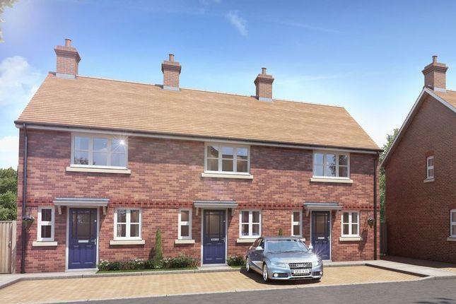 Thumbnail Terraced house for sale in Haddenham Business, Pegasus Way, Haddenham, Aylesbury